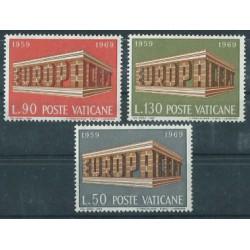 Watykan - Nr 547 - 49 1969r - CEPT