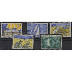 Holandia - Nr 516 - 201949r - Skauting