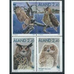 Alandy - Nr 109 - 12 1996r - WWF - Ptaki