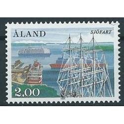 Alandy - Nr 007 1984r - Marynistyka