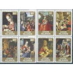 Wyspy Cooka - Nr 1425 - 32 1994r - Boże Narodzenie
