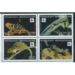 Madagaskar - Nr 2313 - 16 1999r - WWF - Gady