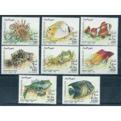 Somalia - Nr 491 - 98 1994r - Ryby