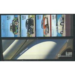 Alandy - Nr 247 - 50 MH  2005r - Samochody