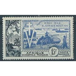 Francuska Afryka Zachodnia - Nr 065 1954r - Marynistyka - Mil