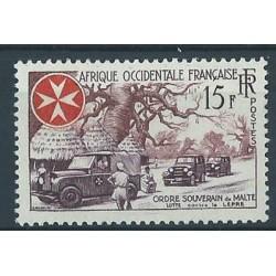 Francuska Afryka Zachodnia - Nr 083 1957r - Samochody