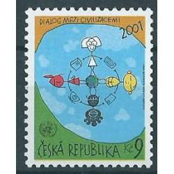 Czechy - Nr 307 2001r - Dialog