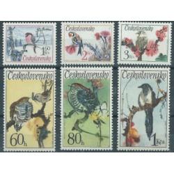 Czechosłowacja - Nr 2110 - 15 1972r - Ptaki