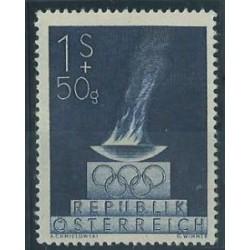 Austria - Nr 854 1948r - Sport - Olimpiada