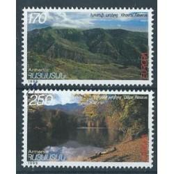 Armenia - Nr 353 - 54 1999r - CEPT - Krajobrazy