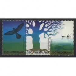Holandia - Nr 1023 - 251974r - Ptak - Wędkarstwo