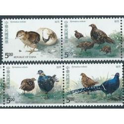 Tajwan - Nr 2154 - 57 Pasek  1993r - Ptaki
