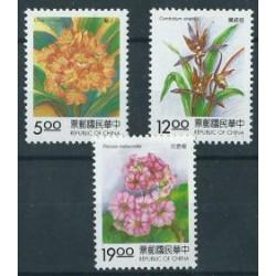 Tajwan - Nr 2168 - 70 1994r - Kwiaty