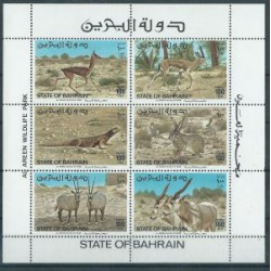 Bahrain - Nr 323 - 28 1982r - Ssaki