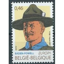 Belgia - Nr 3681 2007r - Scauting