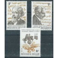 Belgia - Nr 2003r - 05 1979r - Kompozytorzy