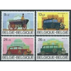 Belgia - Nr 2284 - 87 1986r - Samochody