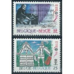 Belgia - Nr 2227 - 28 1985r - CEPT - Muzyka