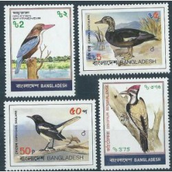Bangladesz - Nr 186 - 89 1983r - Ptaki