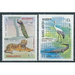 Bangladesz - Nr 214 - 15 1984r - Ptaki  - Ssak
