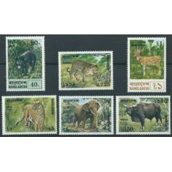 Bangladesz - Nr 094 - 99 1977r - Ssaki