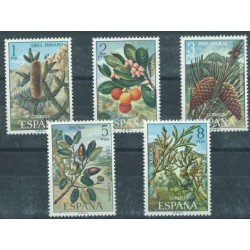 Hiszpania - Nr 1980 - 84 1972r - Owoce