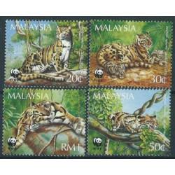 Malezja - Nr 557 - 60 1995r - WWF - Ssaki
