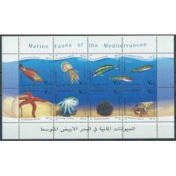 Palestyna - Nr 158 - 65 2000r - Fauna morska -  Ryby