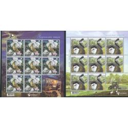 Ukraina - Nr 1796 - 97 Klb 2019r - Ptaki
