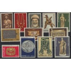 Cypr - Nr 442 - 53 1976r - Archeologia