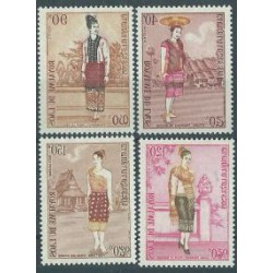 Laos - Nr 354 - 57 1973r - Folklor