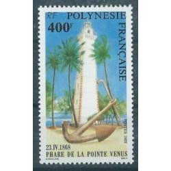 Polinezja Fr. - Nr 502 1988r - Latarnia morska