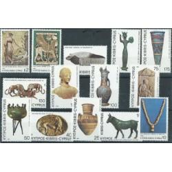 Cypr - Nr 525 - 38 1980r - Archeologia