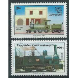 Cypr Tur. - Nr 197 - 98 1986r - Kolej