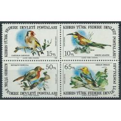 Cypr Tur. - Nr 134 - 37 1983r - Ptaki