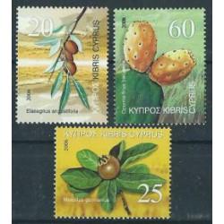 Cypr - Nr 1076 - 78 2006r - Owoce