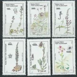 Cypr Tur. - Nr 290 - 95 1990r - Kwiaty