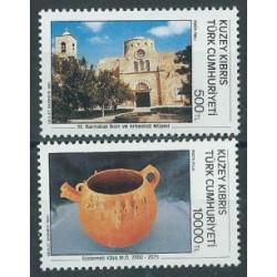 Cypr Tur. - Nr 351 - 52 1993r - Archeologia