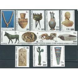 Cypr - Nr 587 - 98 1983r -Archeologia