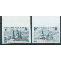 Nowa Kaledonia - Nr 672 - 73 B 1981r - Marynistyka