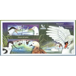 Rumunia  - Bl 637 2015r - Ptaki - Nakład 275 szt