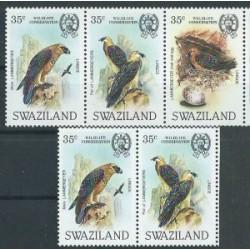 Swaziland - Nr 424 - 28 1963r - Ptaki
