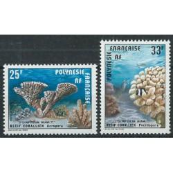 Polinezja F r. - Nr 135 - 36 1977r - Korale