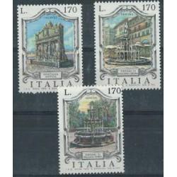 Włochy - Nr 1557 - 59 1976r - Architektura