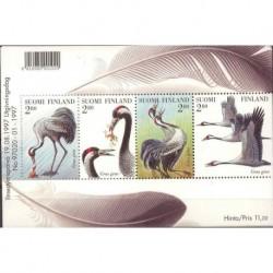 Finlandia - Bl 17 1997r - Ptaki