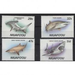 Niuafo,ou - Nr 094 - 971987r - Ryby