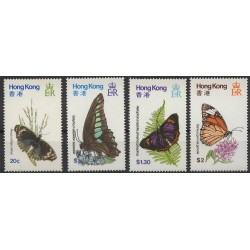 Hong Kong - Nr 353 - 561979r - Motyle