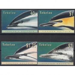 Tokelau - Nr 234 - 371996r - Ssaki morskie