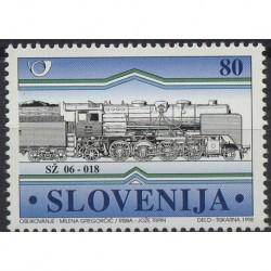 Słowenia - Nr 2311998r - Koleje