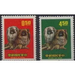 Tajwan - Nr 749 - 50 1969r - Psy
